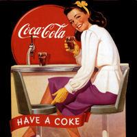 Sammelgebiete Coca-Cola